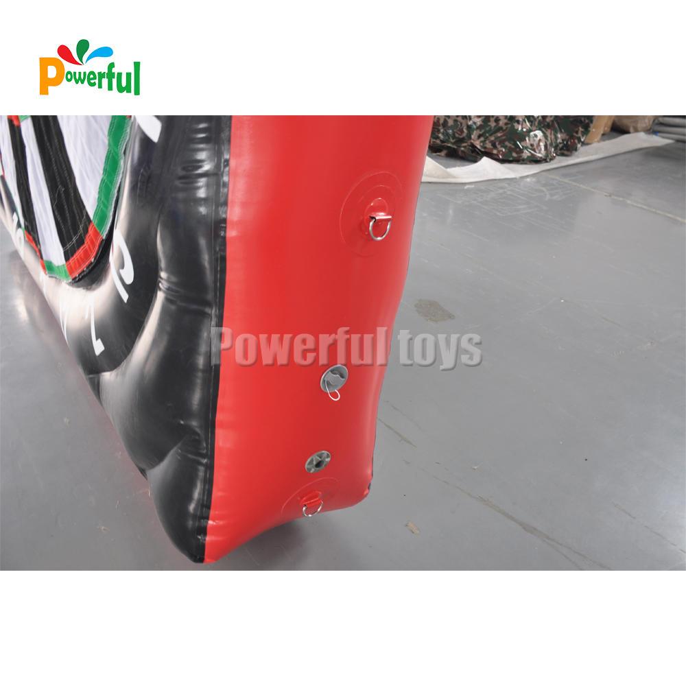 airtight inflatable soccer dart board no noise