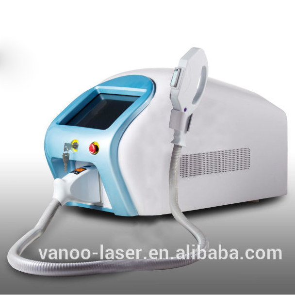 Fast photoepilation device in salon and clinic