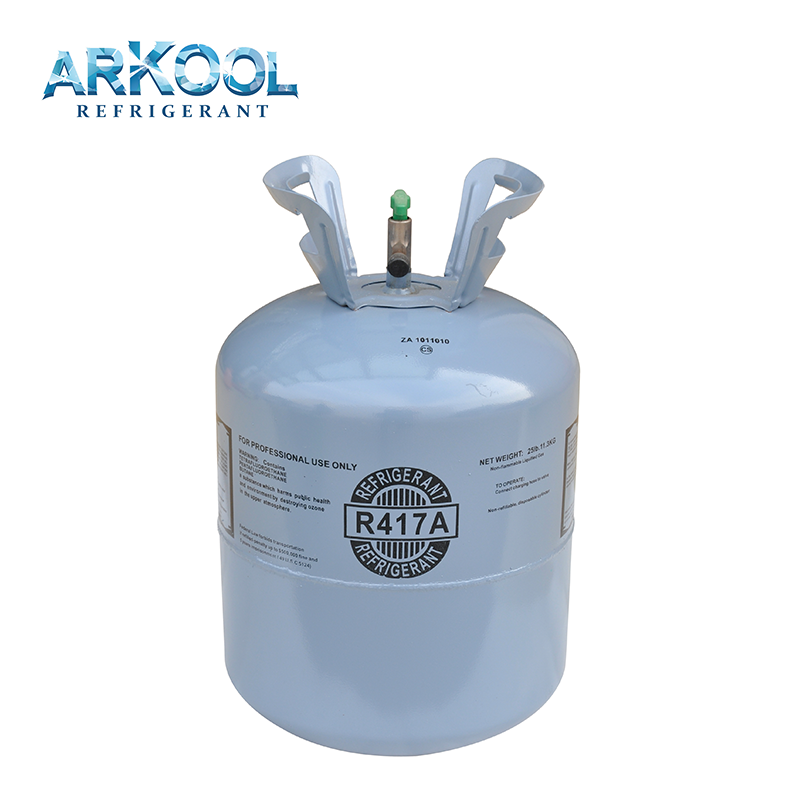High purity mixed refrigerant gas R407c for good price