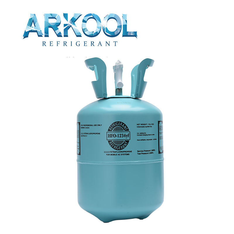 gas for A/C best quality refrigerant gas r134a