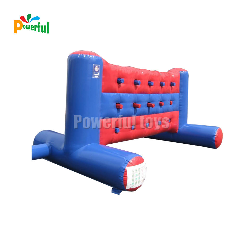 High quality Inflatable Whack-a-Wall Game Giant Inflatable Batak Wall inflatable waka wall for kids and adults