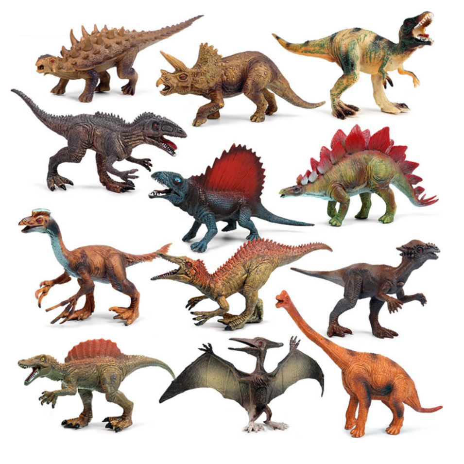 2020 latest design and fast sample dinasour cartoon toy educational hot sale toy