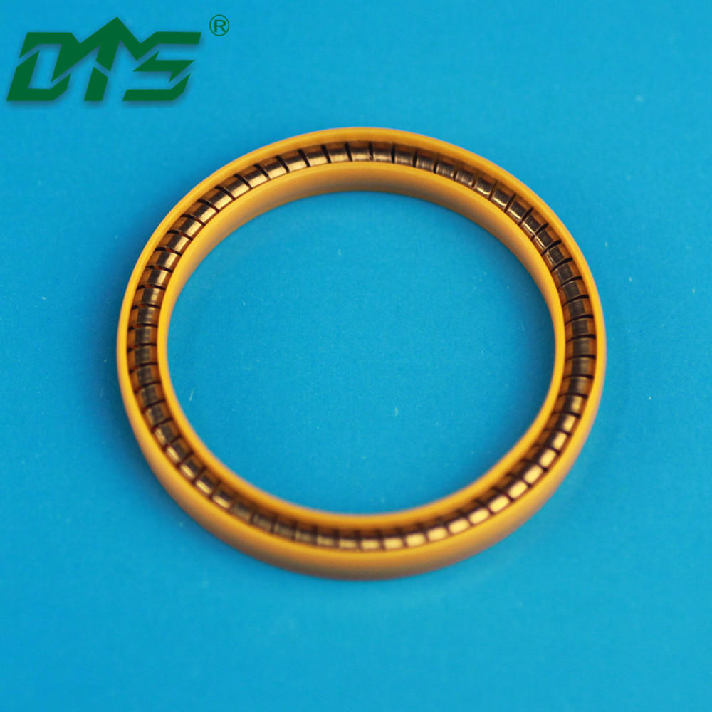 UPE and PCTFE Low Temperature Resistant LNG System JointsSpring Seals and Back Up Rings