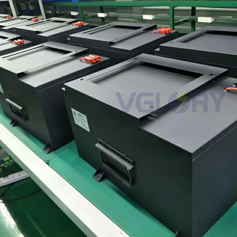 High Energy Density 12v60Ah LiFePO4 Battery Pack for Golf Cart