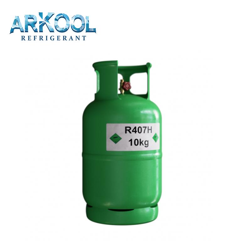 2020 hot sale factory production refrigerant gas R407c r404a r410a r290