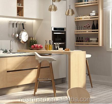 Modern Style Rta Melmine Kitchen Cabinet Furniture