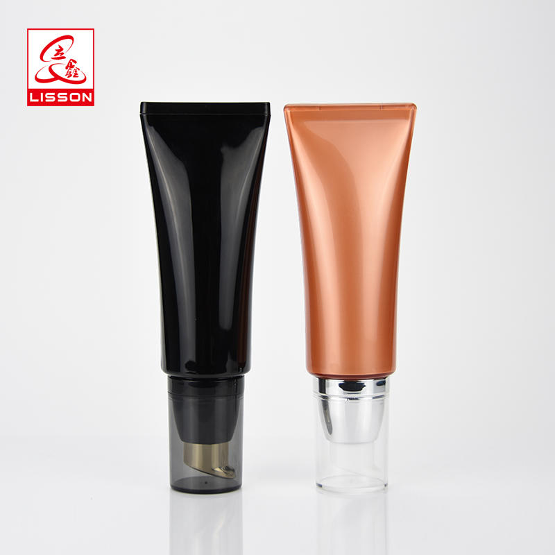 30ml Good Quality Cosmetic Airless Pump Head Tube Cosmetic Airless Packaging