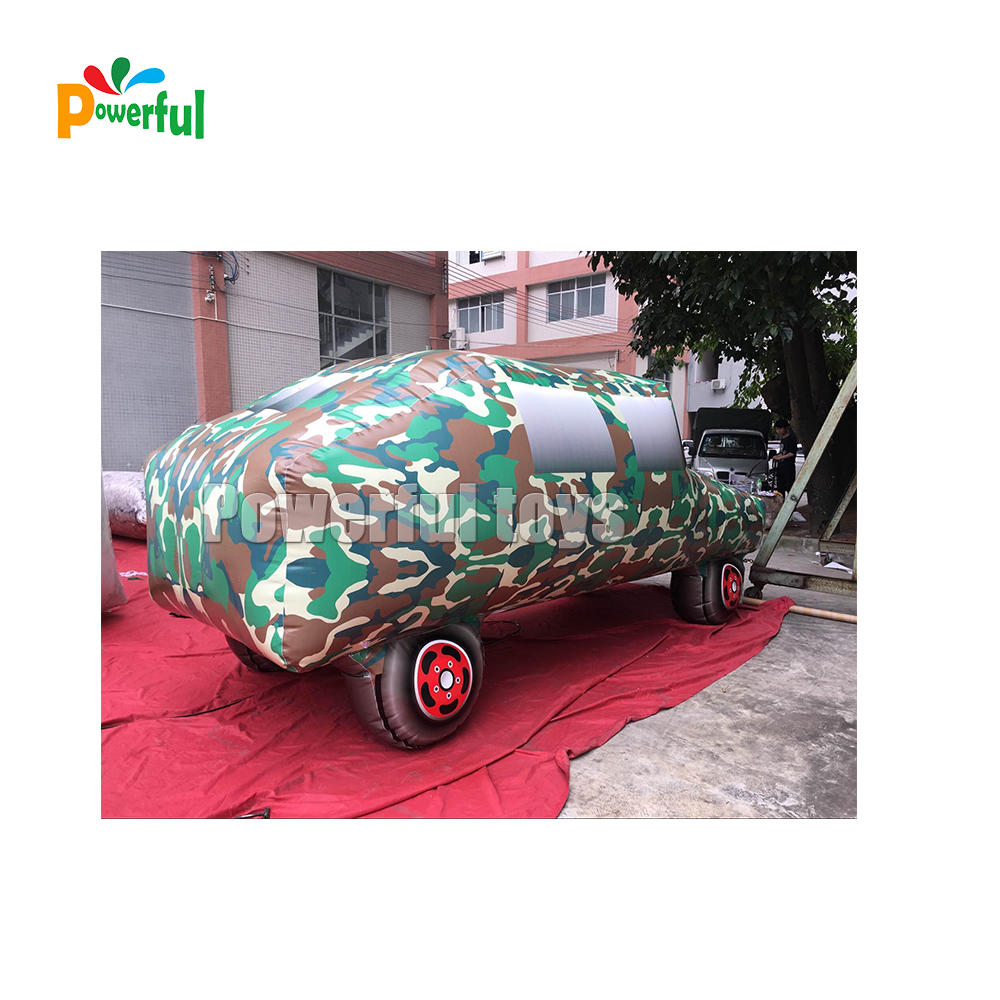 inflatable paintball air ball bunker for sales