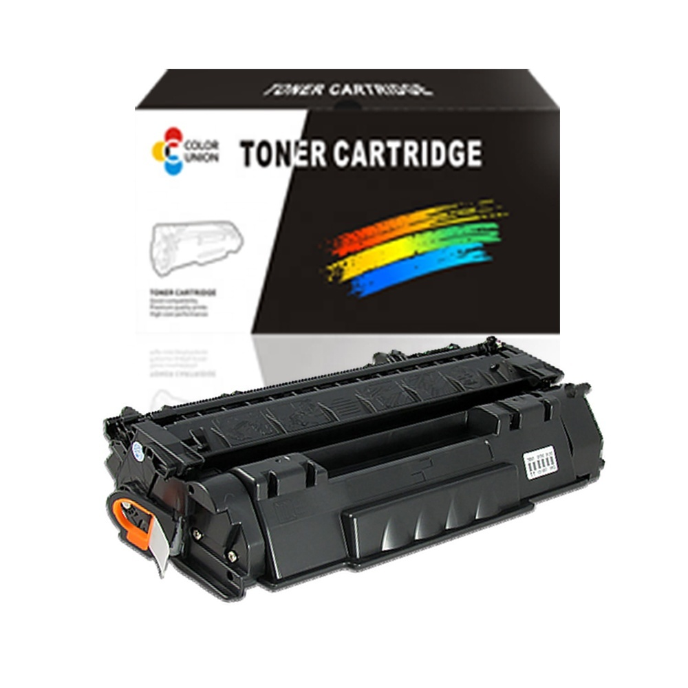 China premium toner cartridges Q7553A 53A for HP Laserjet 2015