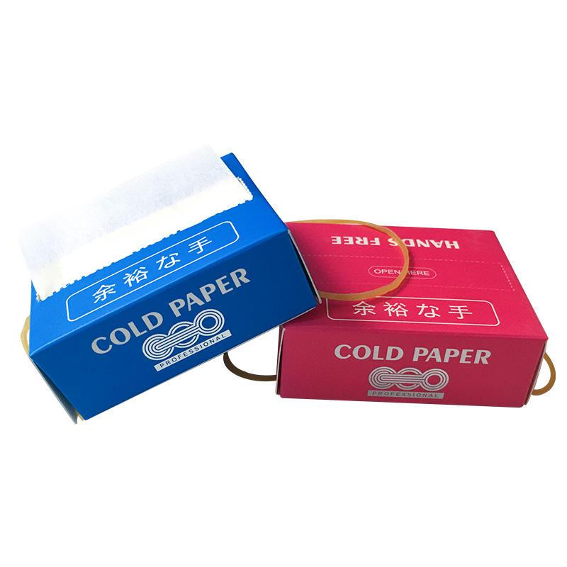 Salon dedicated cotton wave electric hair perm paper