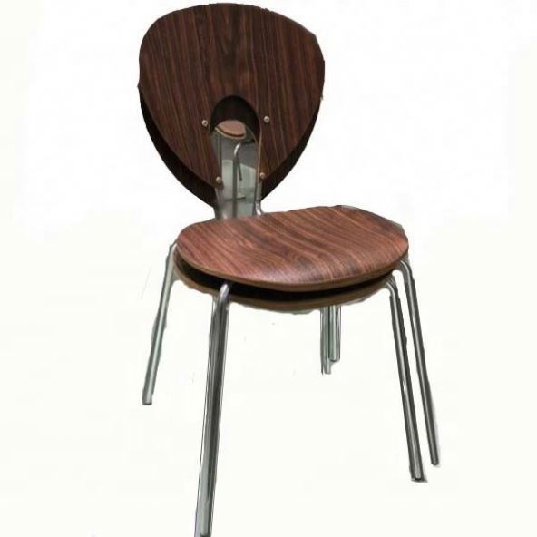 Stack Furniture Plywood Chair