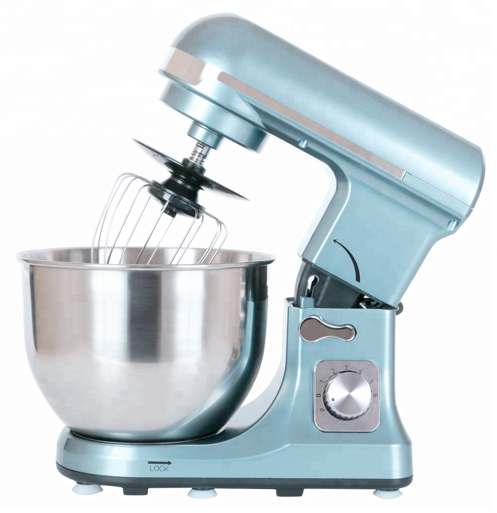 5 liter dough mixer 5l 1000w promotion kitchen mini stand