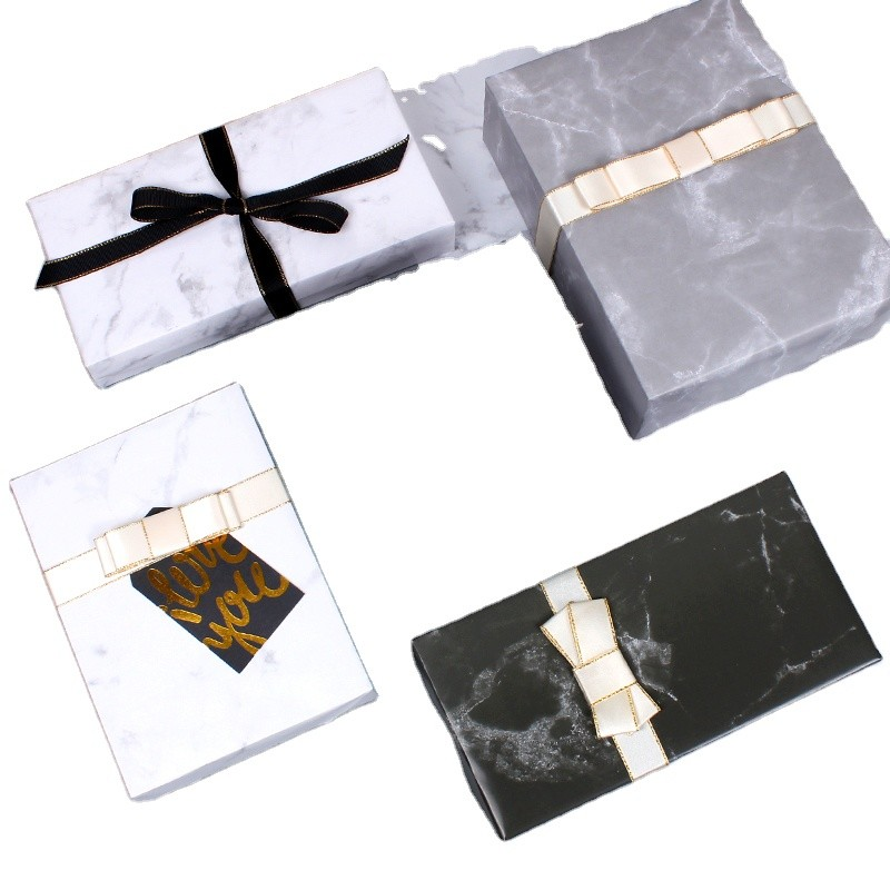 Luxury Marble Gift Wrapping Paper with Excellent Quality Printing