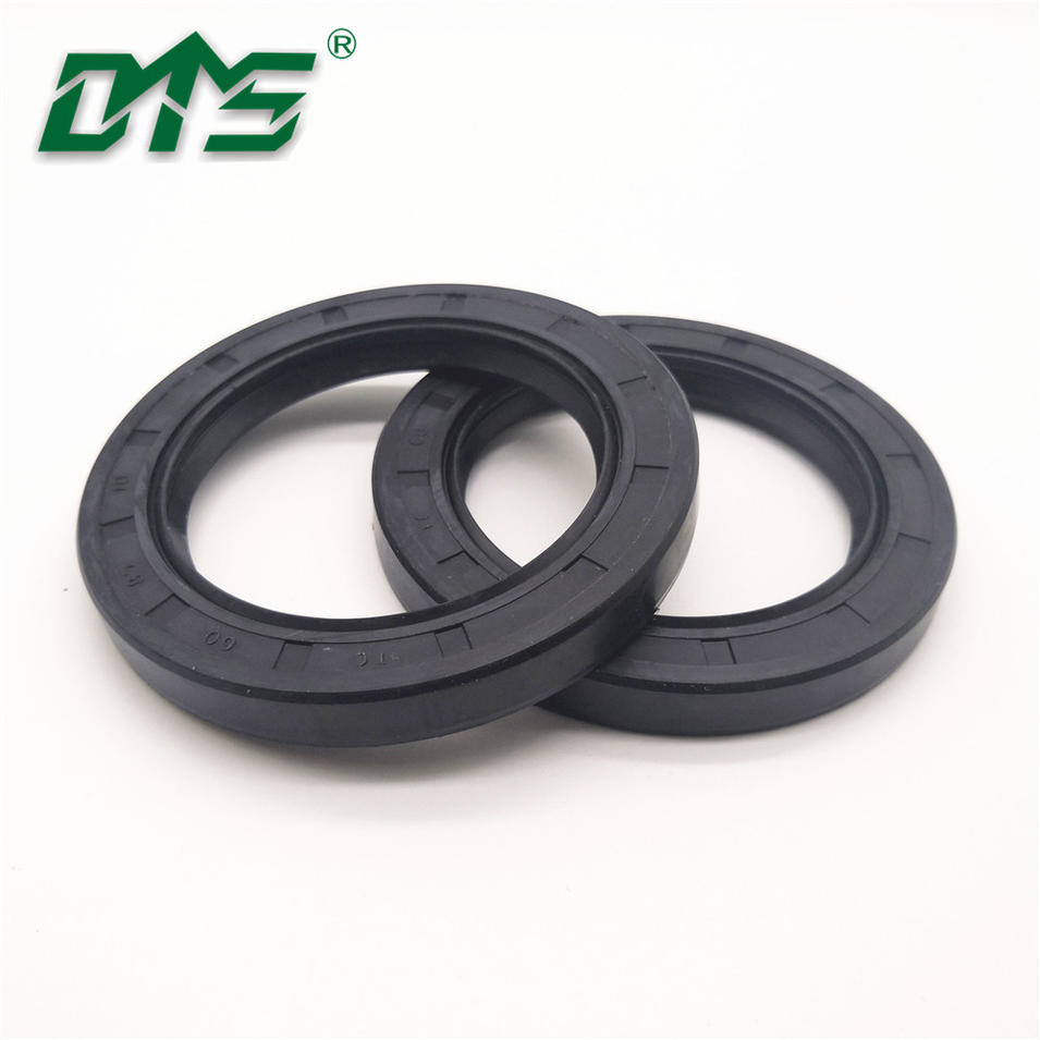 NBR/FKM/FPM Hydraulic Labyrinth Seal Oil Seal TC