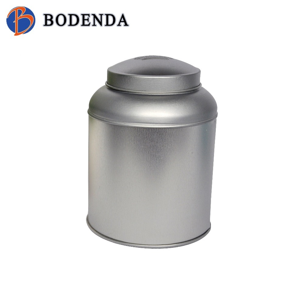 New style metal wholesale empty tin can screw top