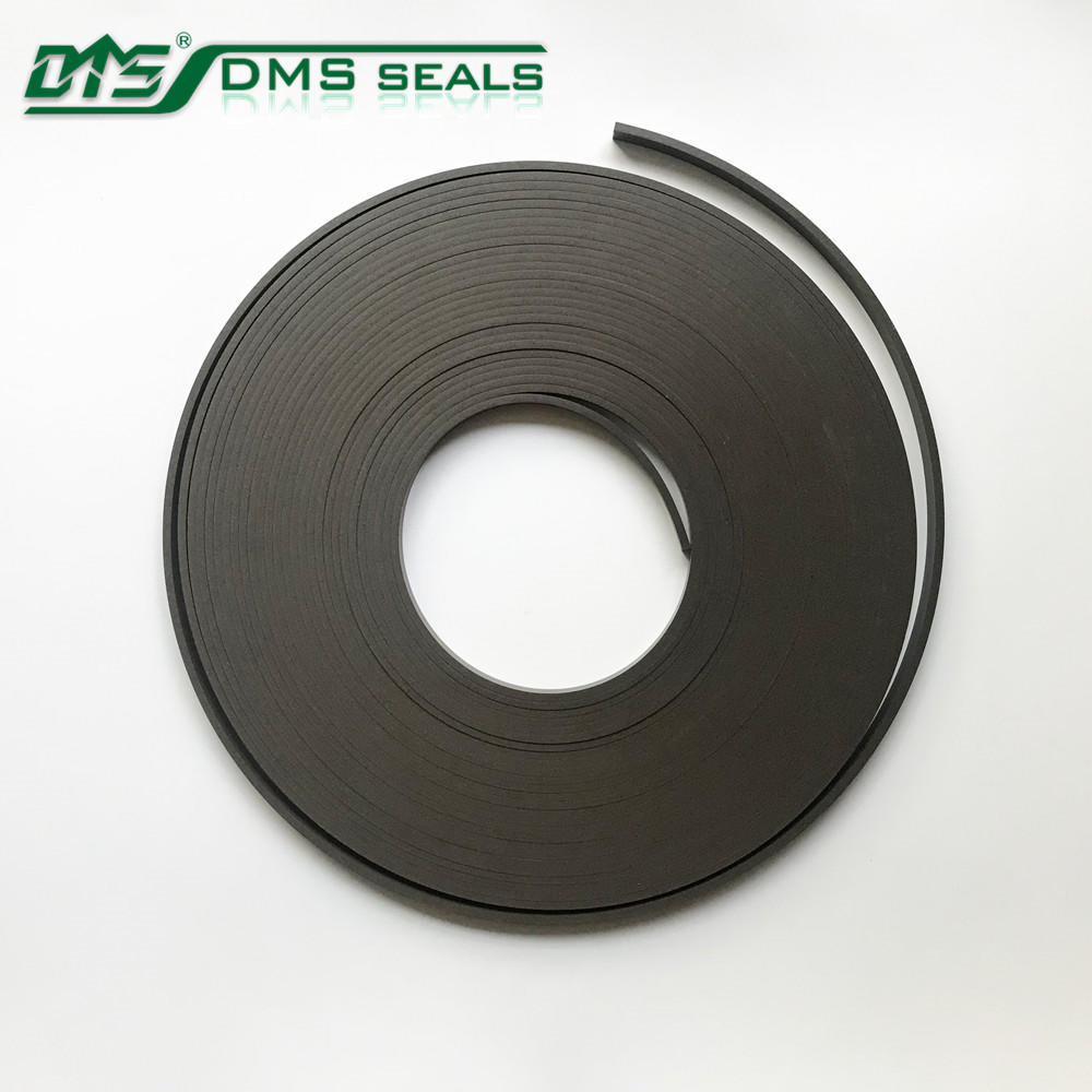 Contamination Strip Green PTFE Bearing Tape Guide Strip