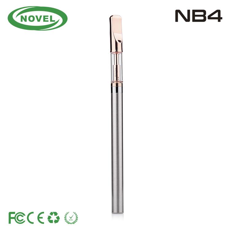 2016 new e cig cbd oil cartridge vape pen thick oil vaporizer pen 510 battery NB4 cbd vape pen battery