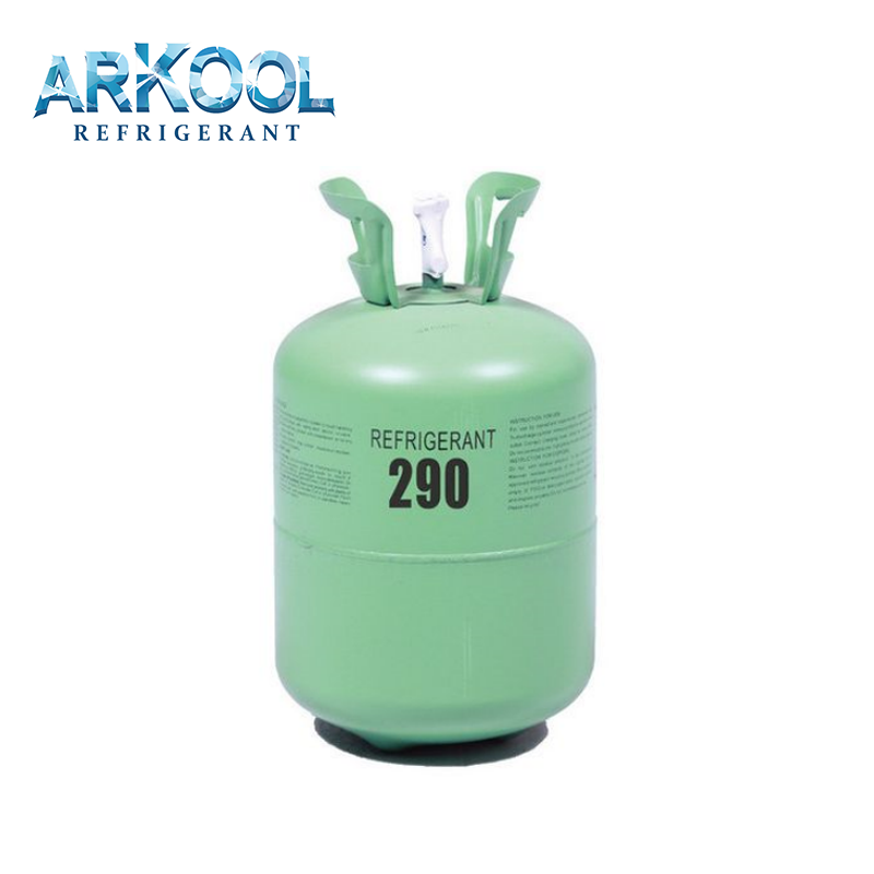 High quality gas R134a made from factory