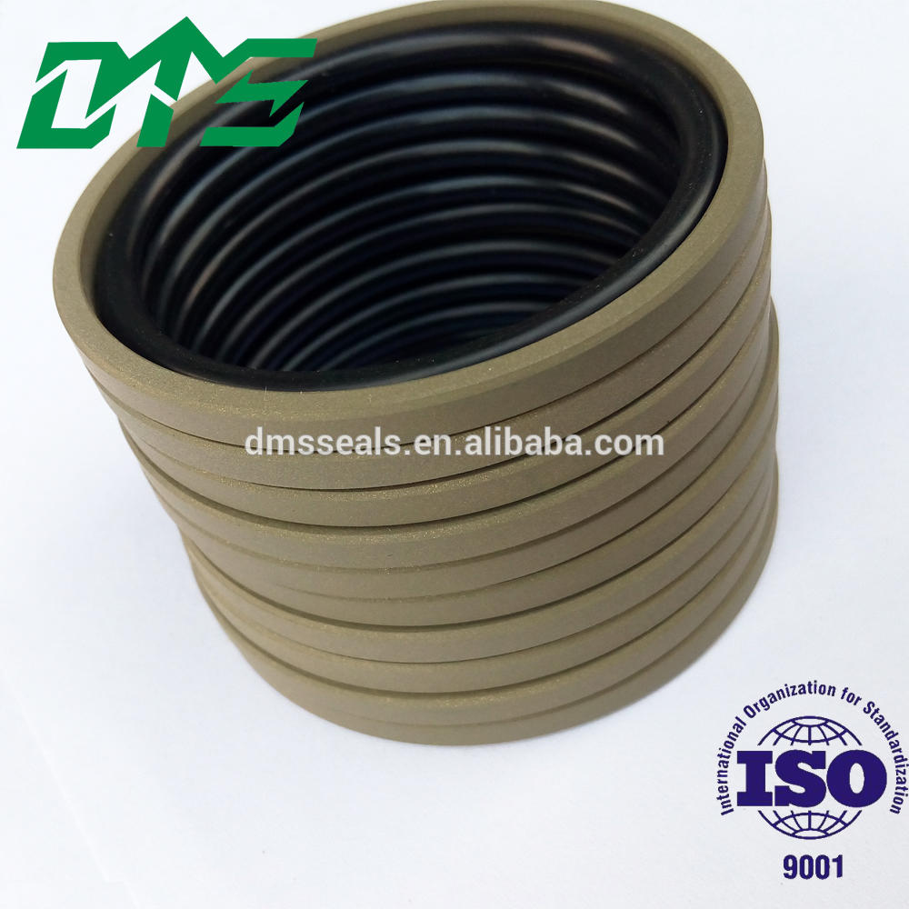 PTFE Hydraulic Piston Seal/Glyd Ring,Same With Hallite 54
