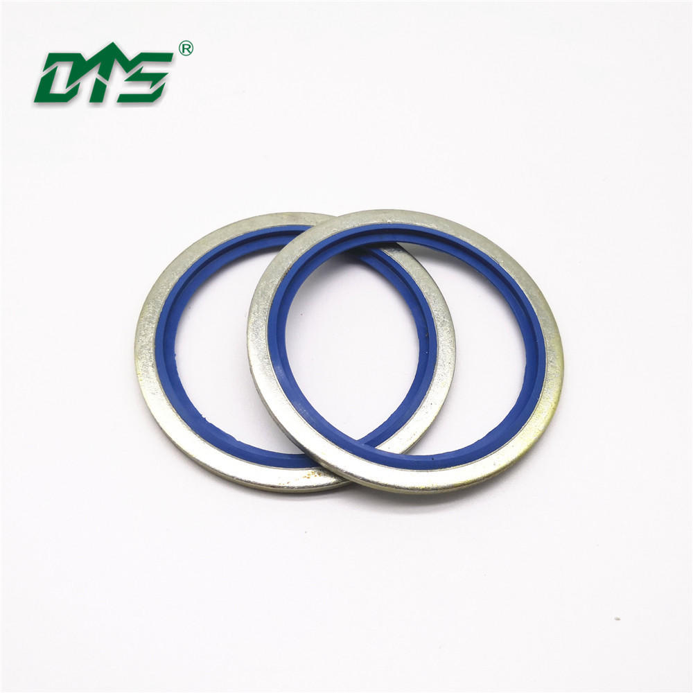 China Manufacturer Metal Piston Bonded Oil Seal