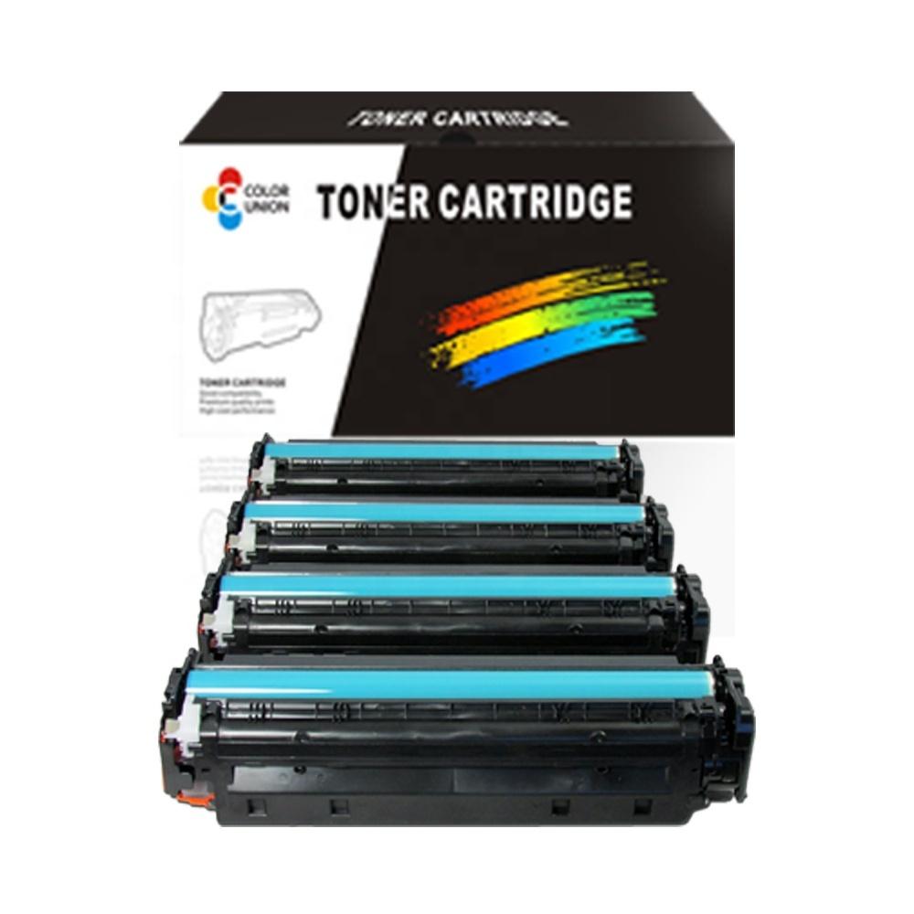 China premium color toner cartridges CC530A 531A 532A 533A 304A for HP CP2025/CM2320; Canon LBP7200,MF8350
