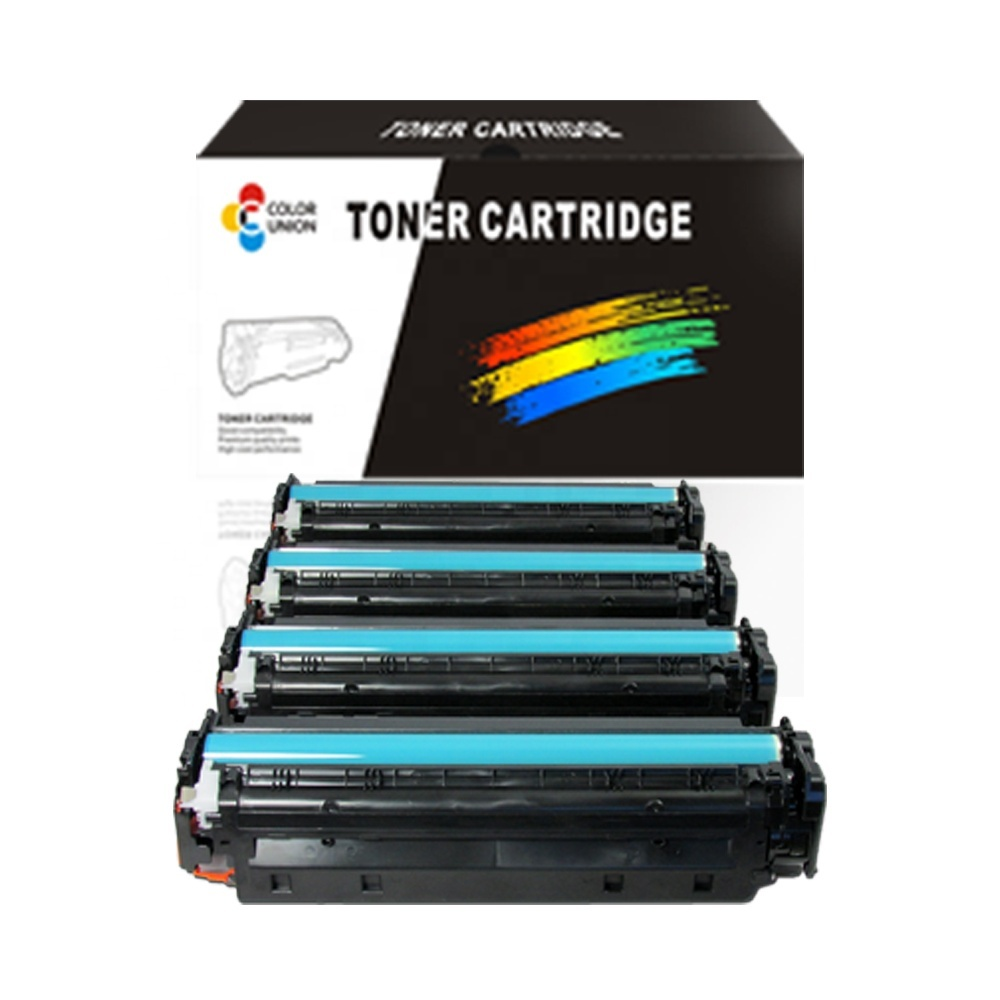 China premium color toner cartridges CC530A 531A 532A 533A 304A for HP CP2025/CM2320; Canon LBP7200,MF8350