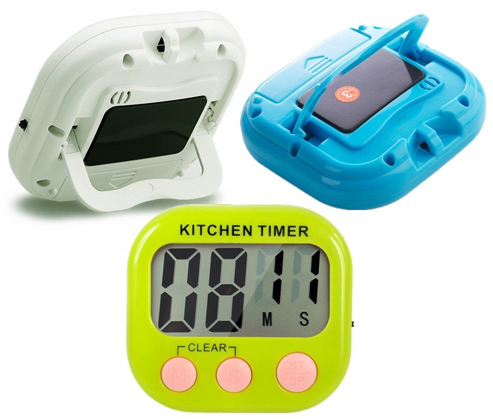 Kitchen Timer digital for Cooking BBQ Timer With Alarming