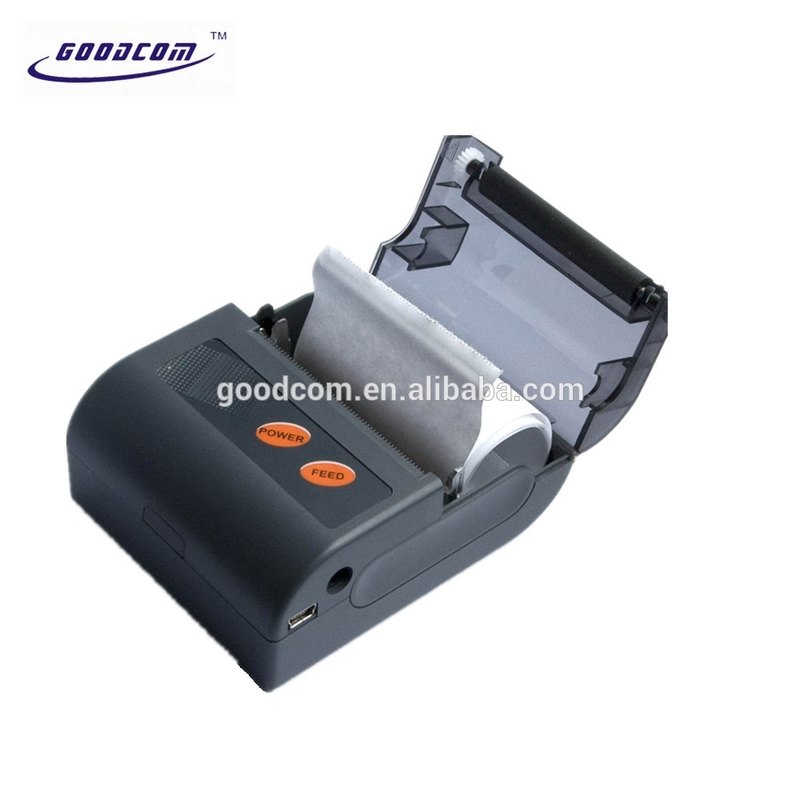 Supports printing PDF from Android mobile phone Handheld Mobile Bluetooth Printer