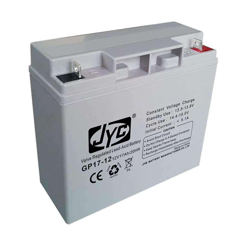 Super capacity 12v 17ah 20hr rechargeable super start battery