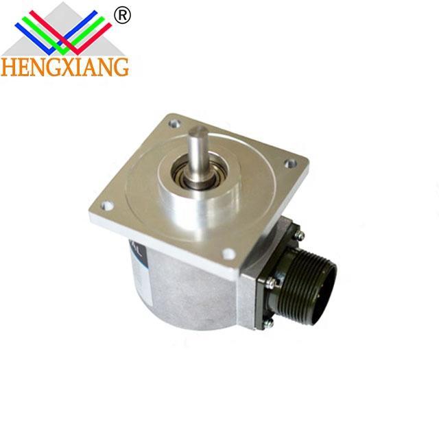 solid shaft encoder S65F Motor Encoder 24V DC Rotary Sensor Position Price Voltage output,Dc24V