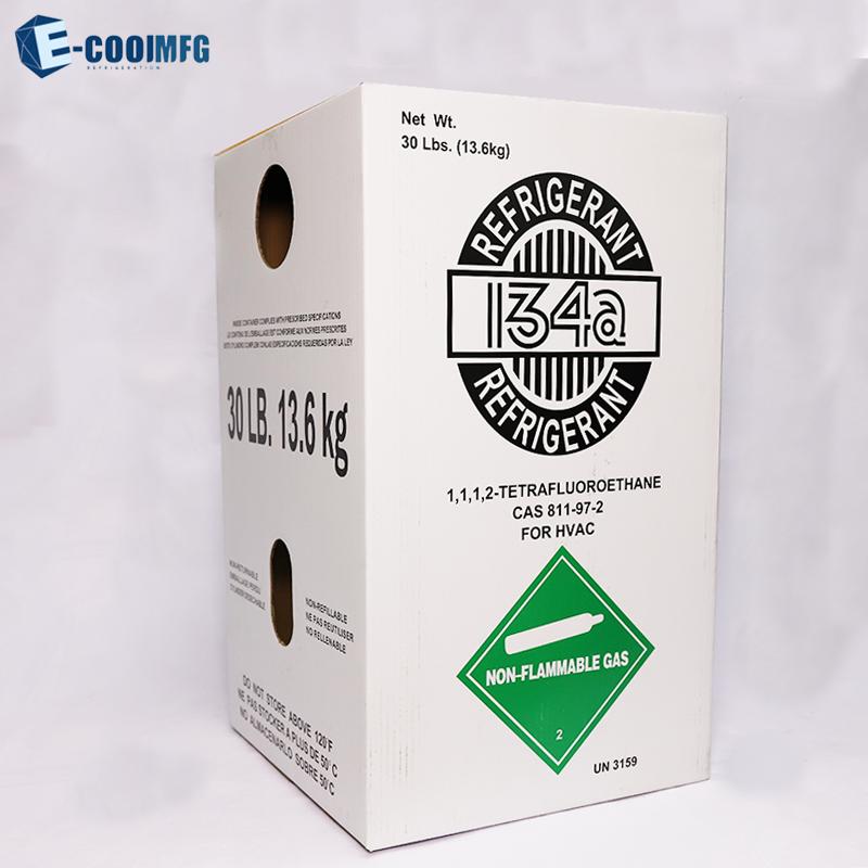 Purchase good quality refrigerant gas r134a gas 134a