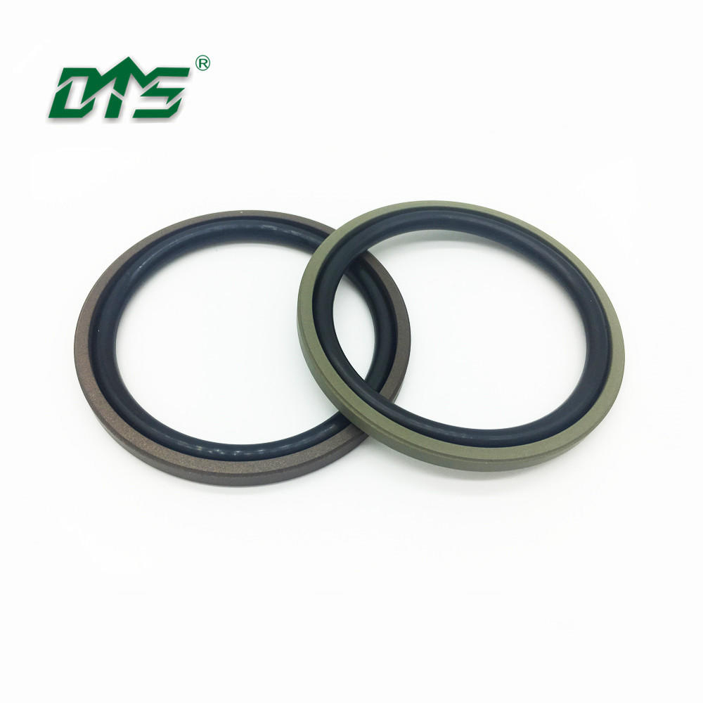 labyrinth seal ptfe filled hydraulic piston seal for hydraulic jack glyd ring DPT