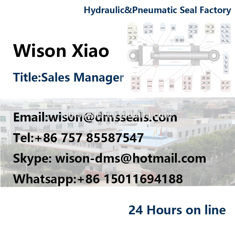 25% Carbon-graphite filled PTFE Piston Cup Seal Ring for Oil Free Air Compressor