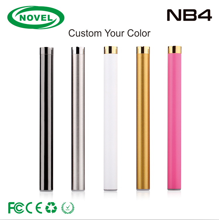 Custom logo e cig battery 2.6v-4.0v preheat variable voltage cbd oil vaporizer pen high quality