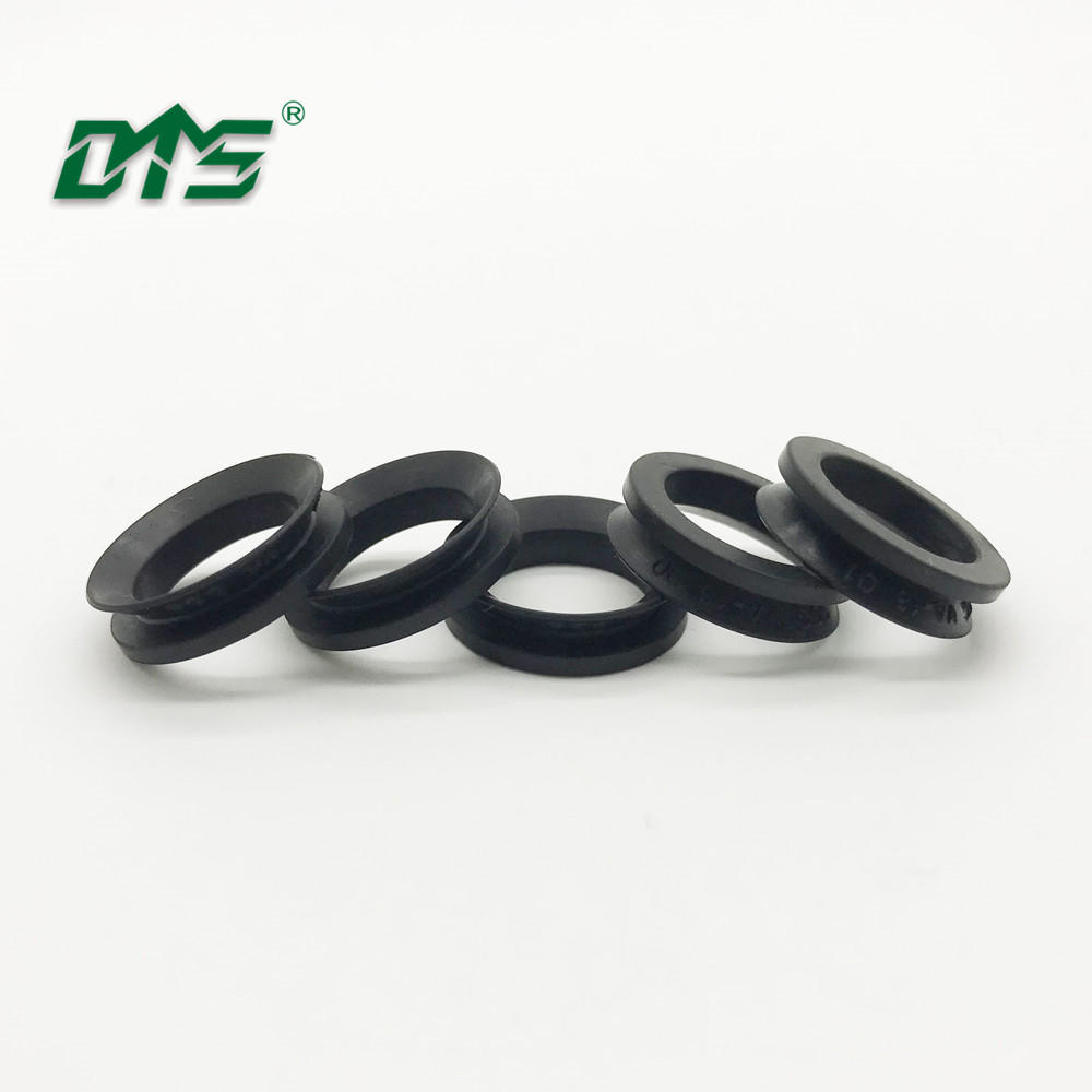 VA water seal V ring rubber seal