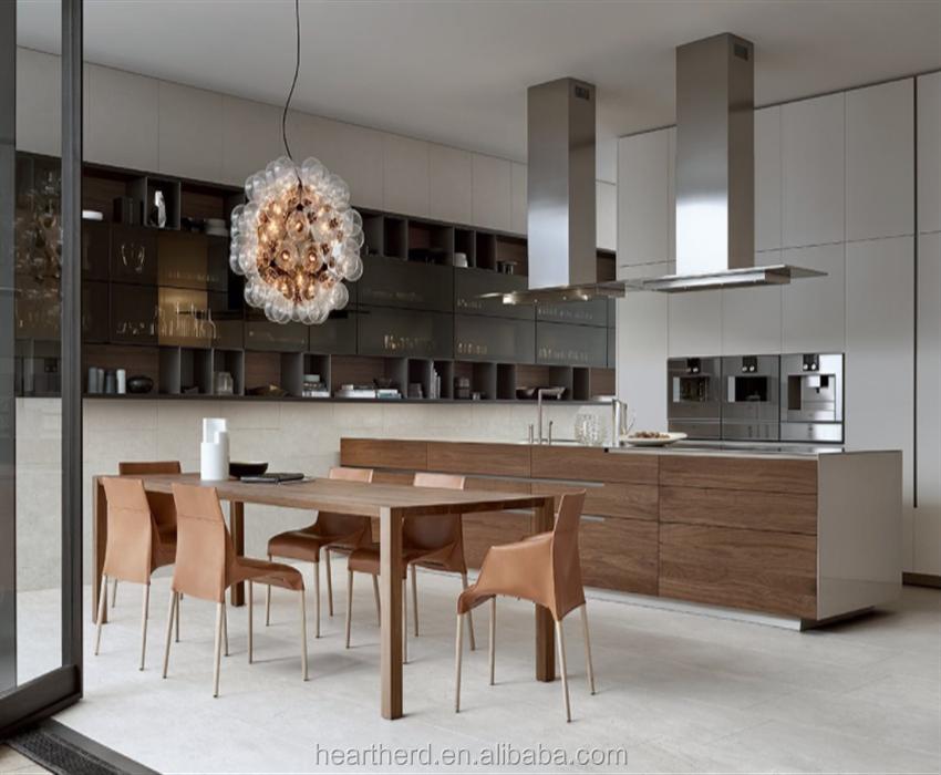 Modern Designs Italian Style Accessories Kitchen Furniture Modular Cabinets
