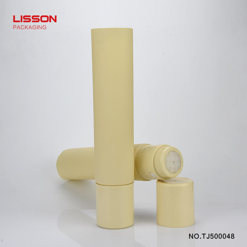 200ml hot sale cosmetic tube for whitening cream