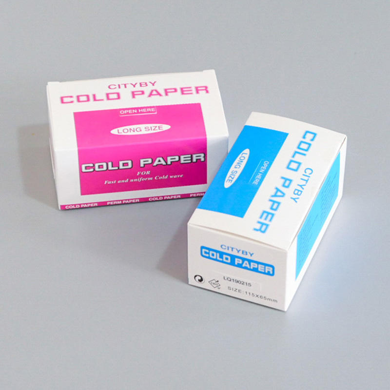 Professional Blanching Thicken Hair Curl Perm Paper Heat Resistant Perm-Paper
