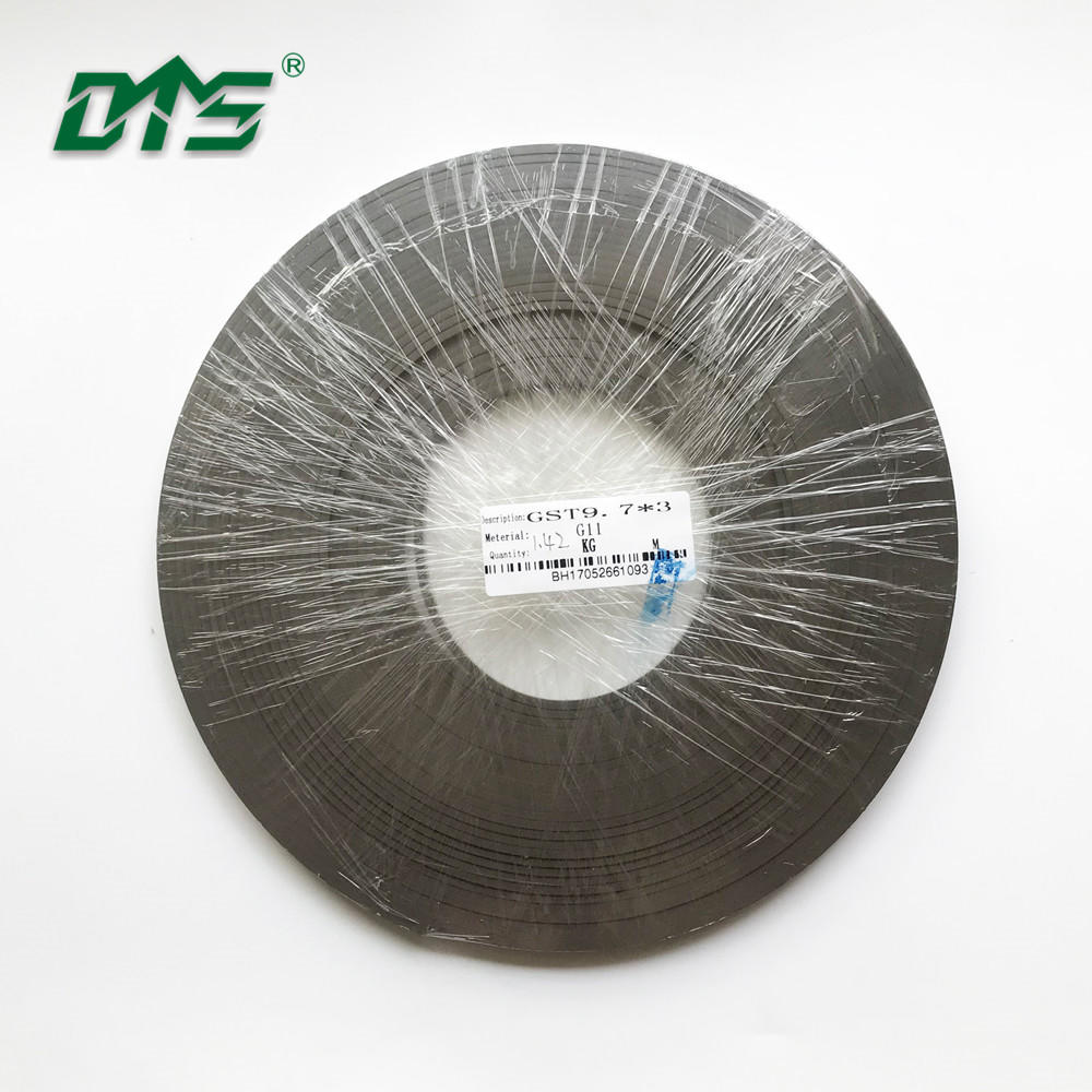 PTFE guidance tape for hydraulic cylinder guide ring sealing GST