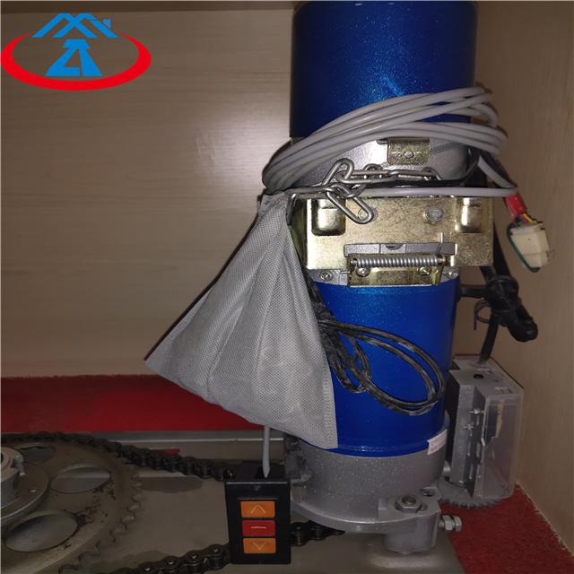 Powerful Max. Lifting Weight 500KG External Roller Shutter Motor