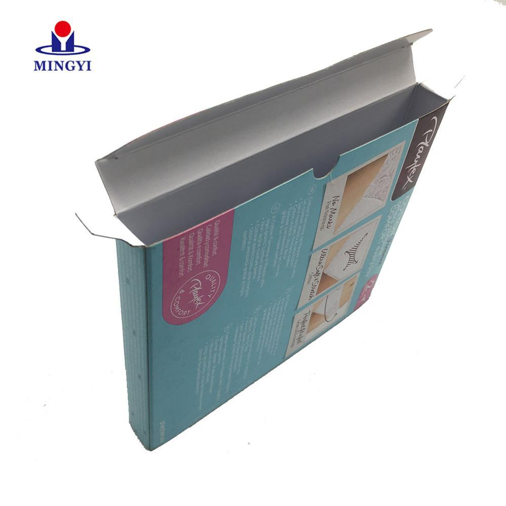 Glossy paper smallpvc window gift boxfor underwear\cardboard suitcase gift box\baby clothes gift box
