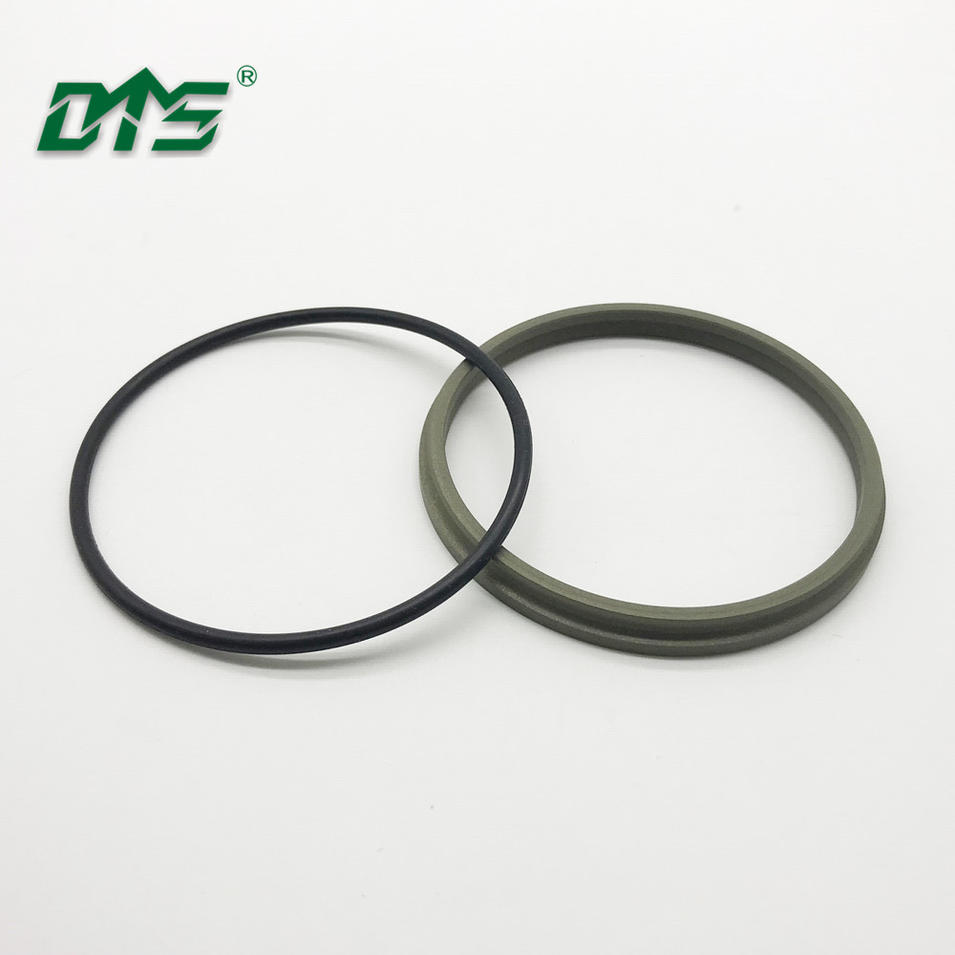 GSZ PTFE filled dust wiper seals, scrapers hydraulic oil seal packing
