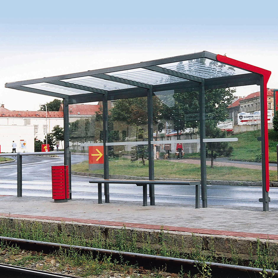 High quality used bus shelters for sale bus shelter made bus stop shelter design