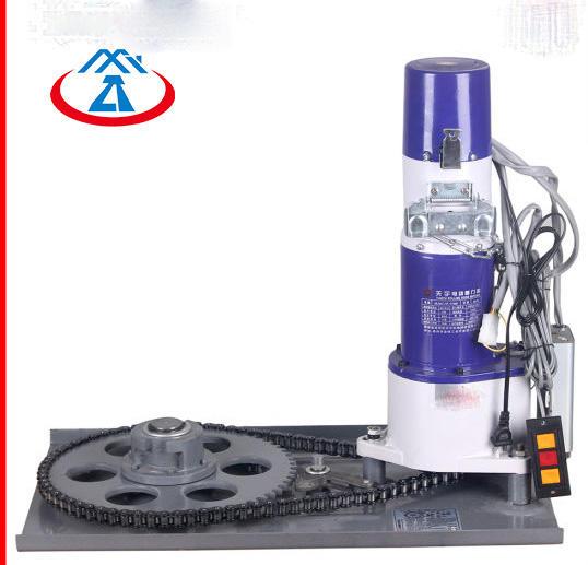 electric rolling door motor/motorised rolling shutter