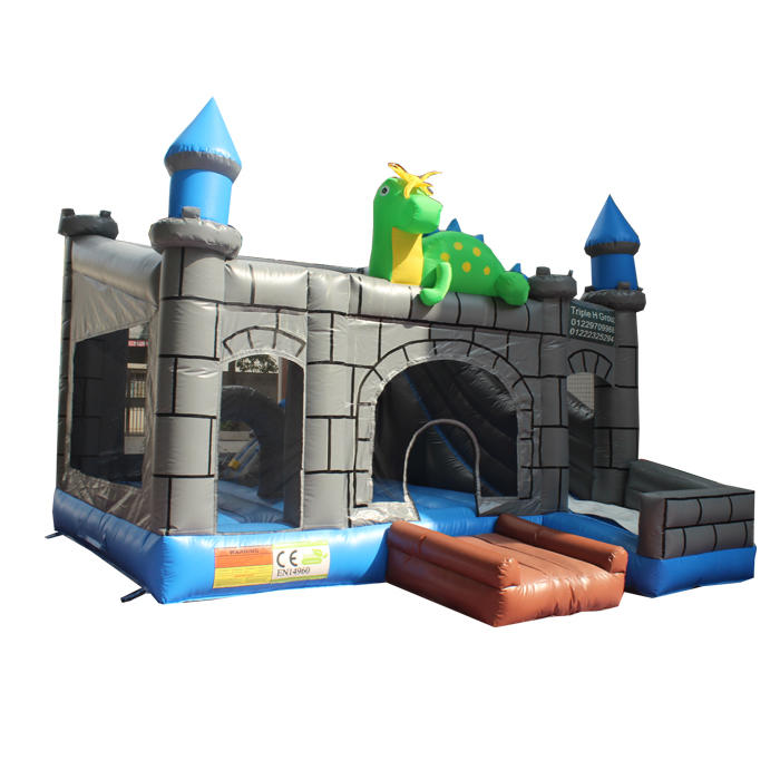 hot new product commercial bounce house,dinosaur inflatable castles for sale