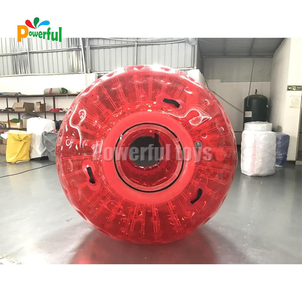zorb bubble ball,zorb ball ramp,inflatable human hamster ball cheap