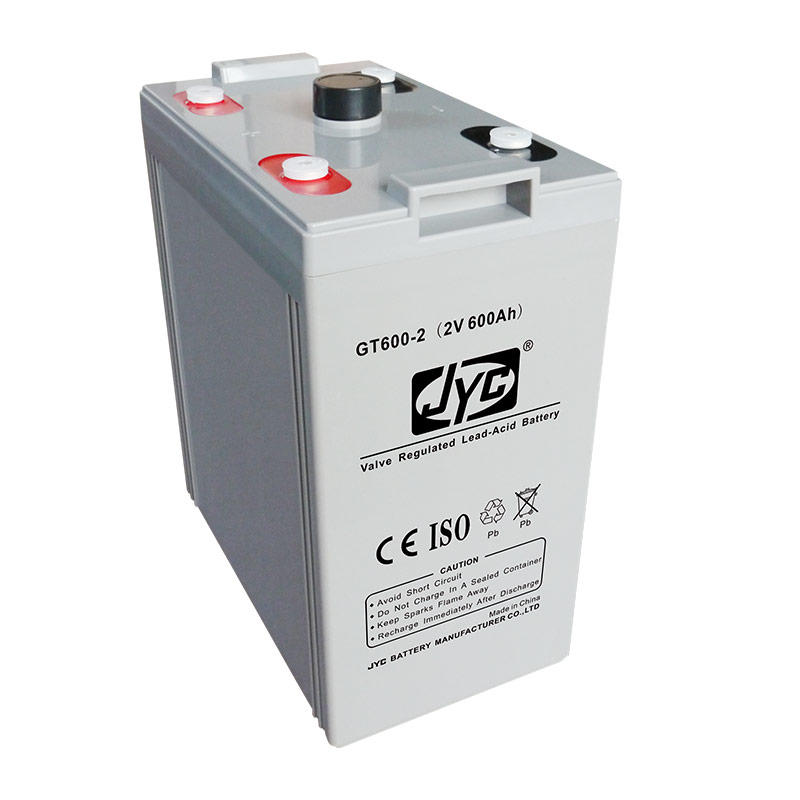 battery 2v 600ah for telecom system