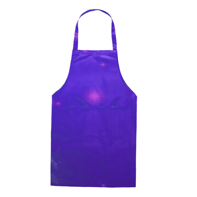 Osgoodway1 FactoryCustomize Waterproof CreativeWork Household Kitchen Apron DIY Print Logo Milking Aprons