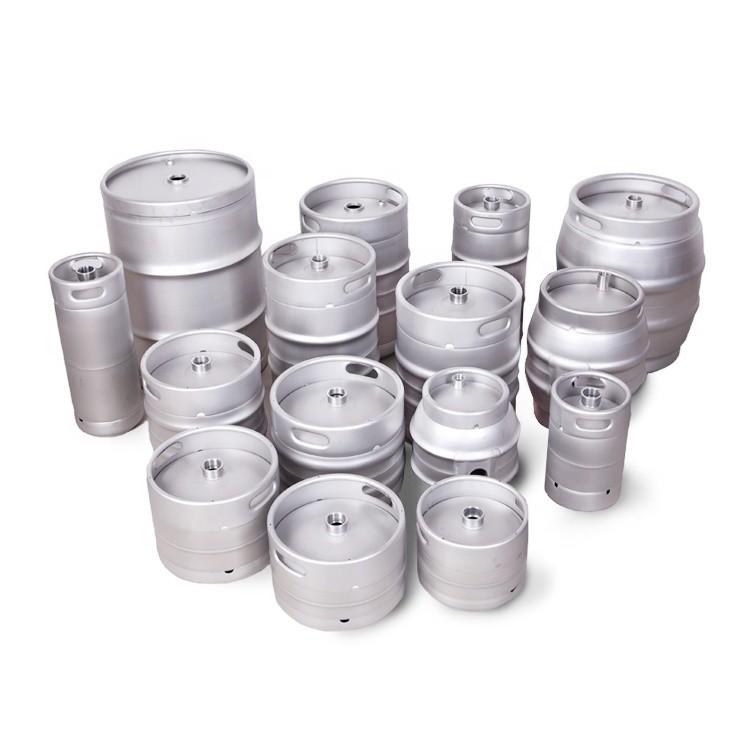 Craft Beer Food grade wholesale stainless steelmini beer kegmini 4l 5l draft beer keg