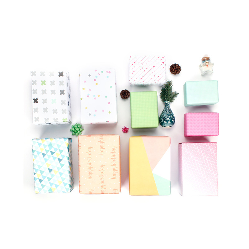 Double-sided printing paper/Gift wrapping paper/custom printed wrapping paper